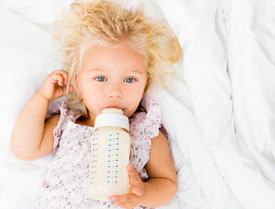 Baby Bottle Tooth Decay - Pediatric Dentist in Bayside, NY